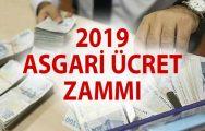 2019 Asgari Ücretleri