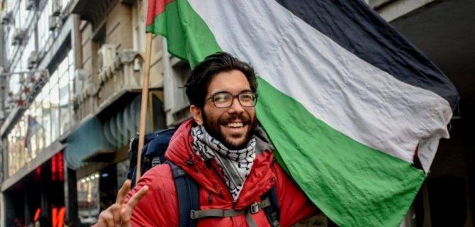 İsveç'ten Kudüs'e Kutlu Yürüyüş