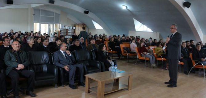 Kulu'da Sınav Sistemi Anlatıldı
