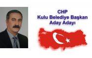 Cumhuriyet Halk Partisi KULU Belediye Başkan Aday Adayı Galip POLAT