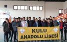 Kulu Anadolu Lisesi Yarı-Finalde
