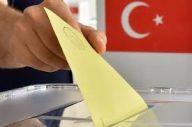 Yerel Seçimlerde Oy Sayımında Değişiklik