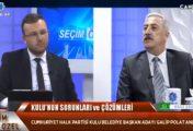 Belediye Başkan Adayı Galip Polat Kanal 42'nin Konuğu Oldu