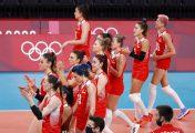 Filenin Sultanları, Tokyo Olimpiyatları'na veda etti